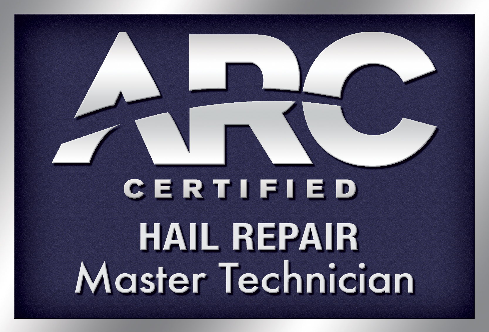 ARC Certified Hail Technician